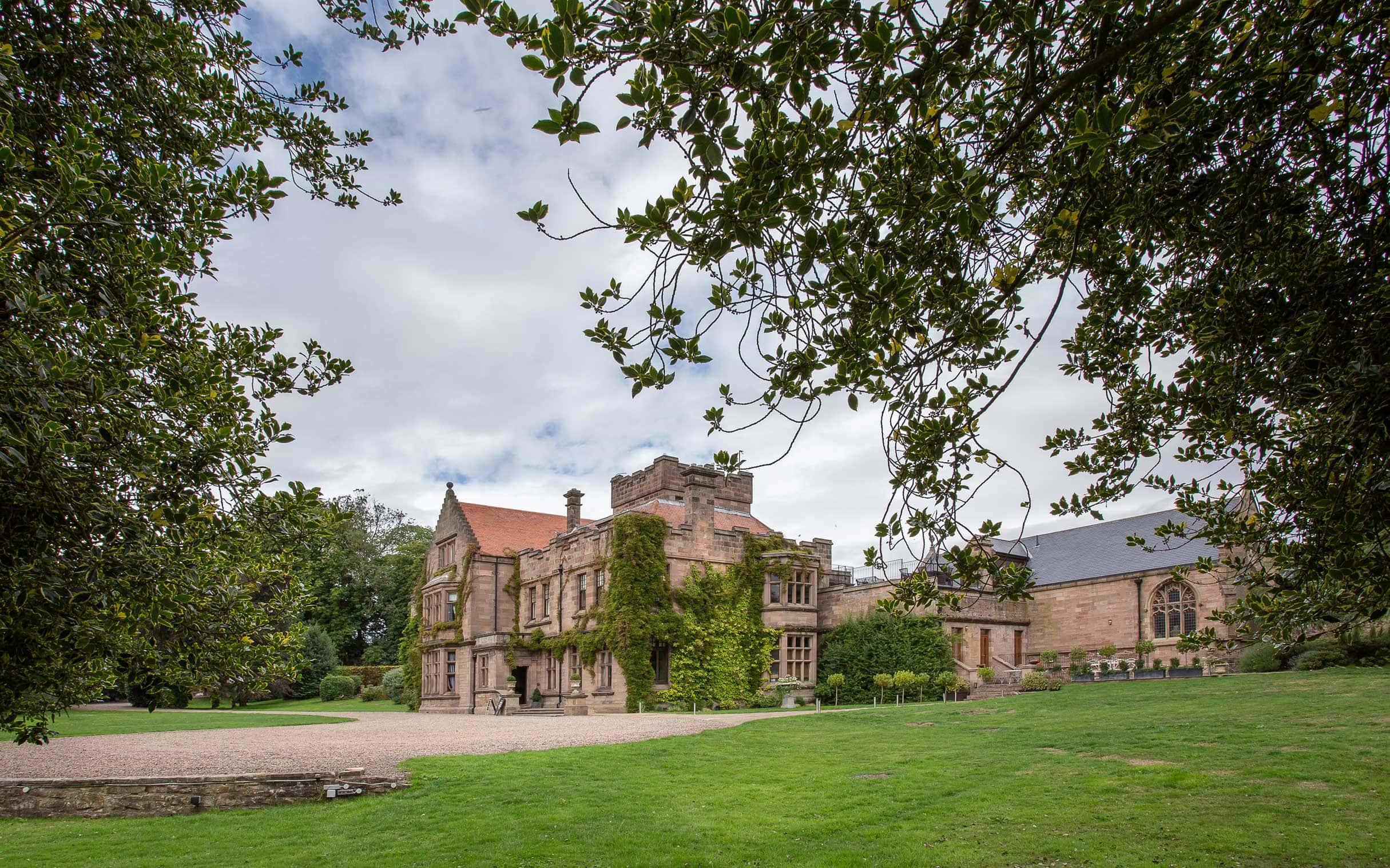 Photo of Ellingham hall