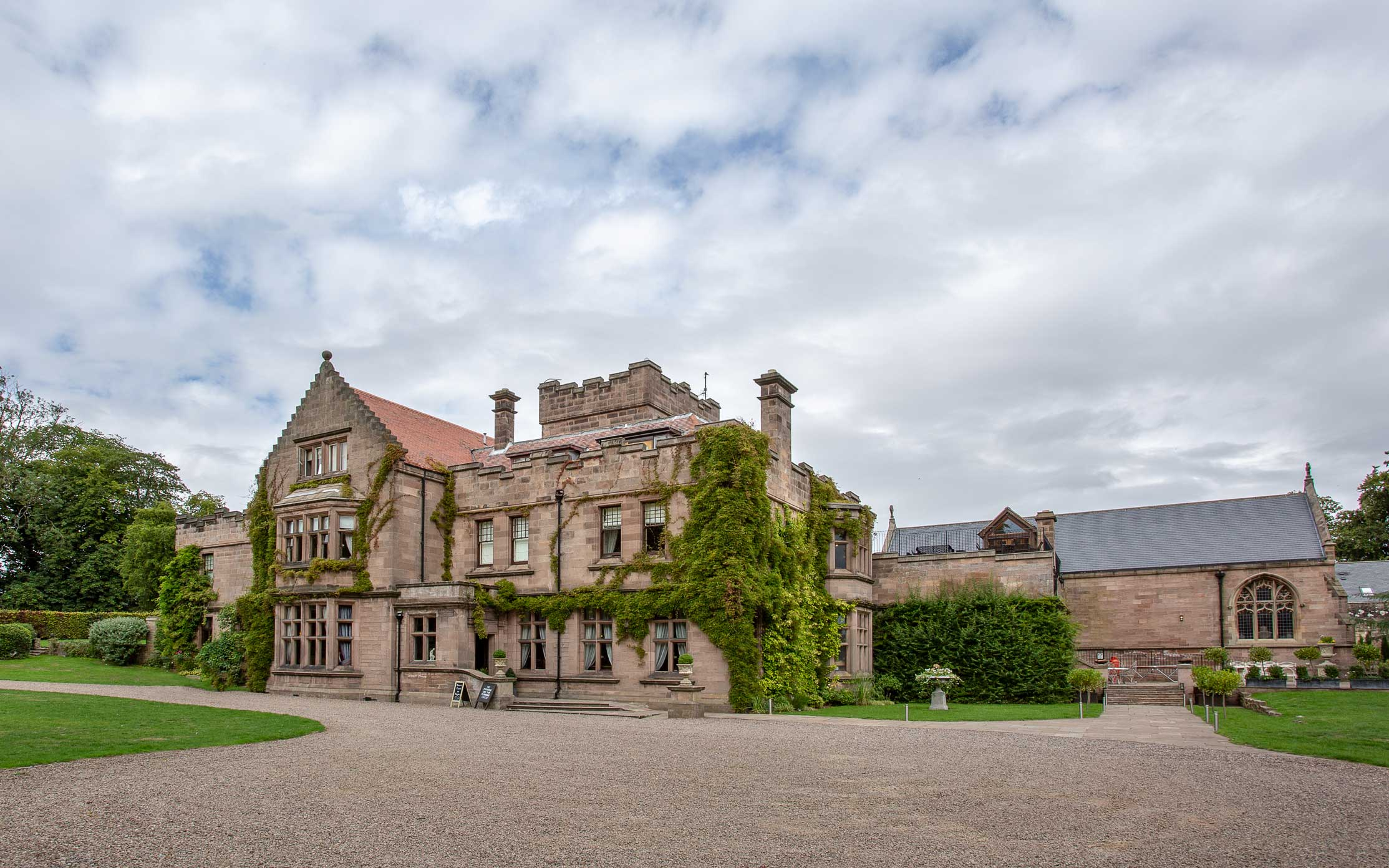 Photo of Ellingham hall