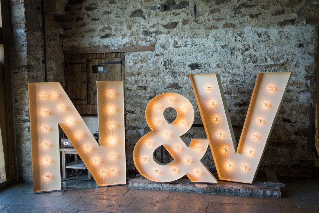 Wedding photos at Healey barn