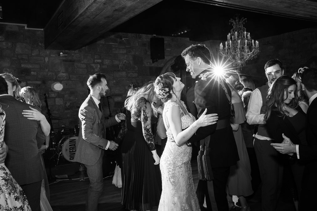 Photo of Couples first wedding Dance