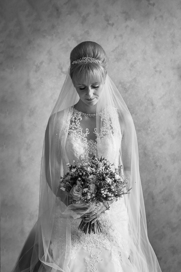 Photo of Bride at Rushpool Hall