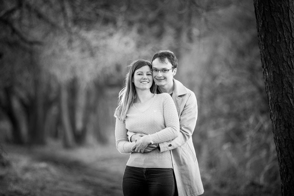 Pre Wedding Photography of happy couple