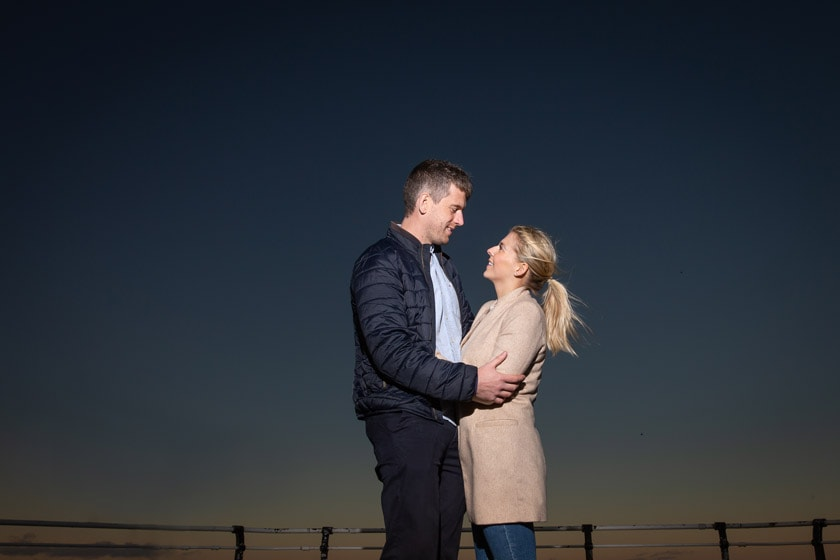 Couples pre Wedding photos North East