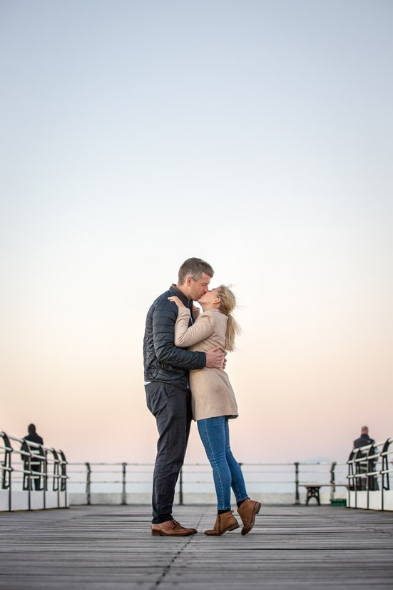 Couple pre wedding Photos North East and the UK