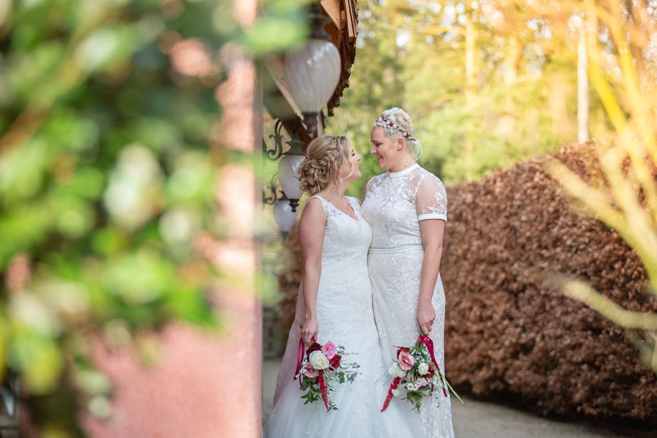Wedding Photography at Le Petit Chateau