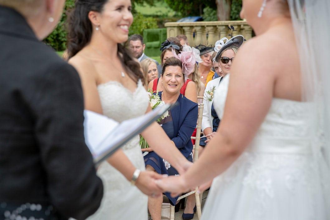 Woodhill Hall wedding