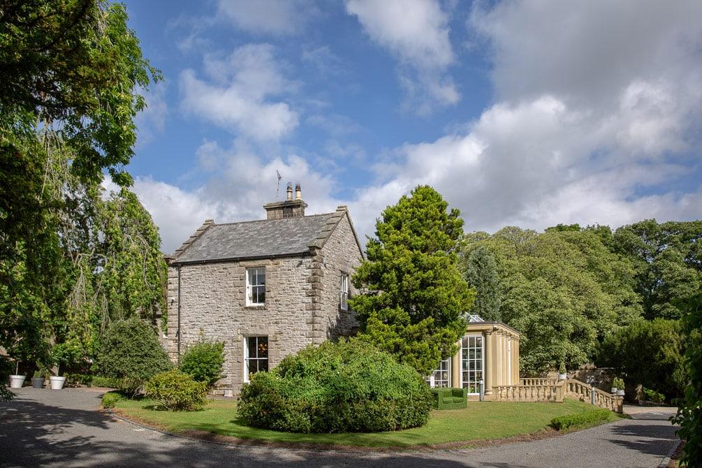 photo of Woodhill Hall, Northumberland