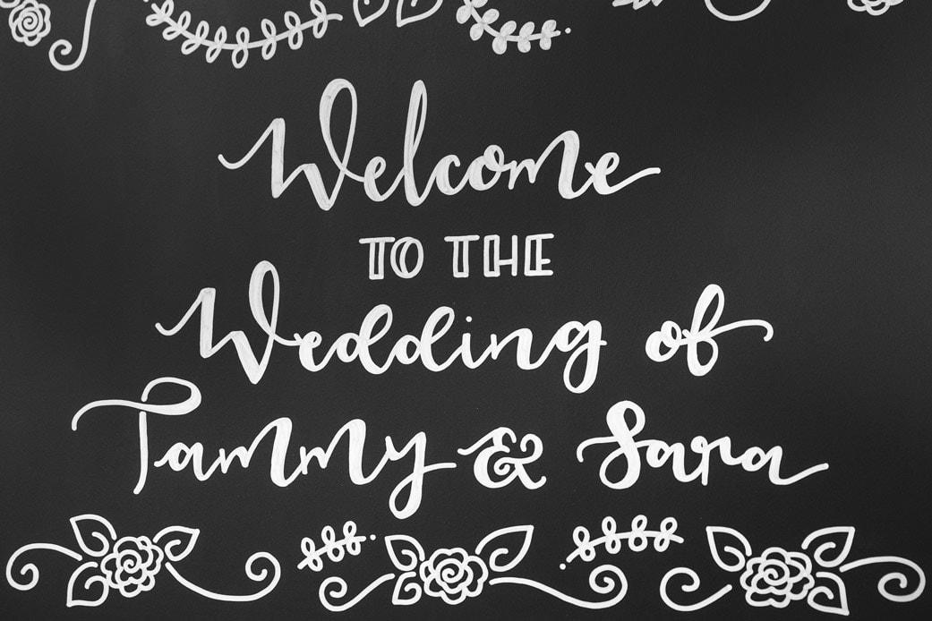Northumberland wedding photography at Woodhill Hall
