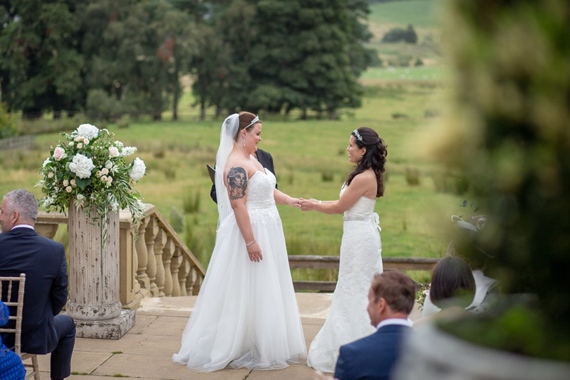 Brides at Woodhill Hall