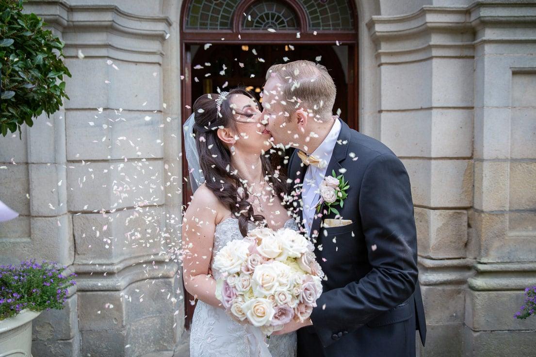 Wedding Photography at Wynyard Hall