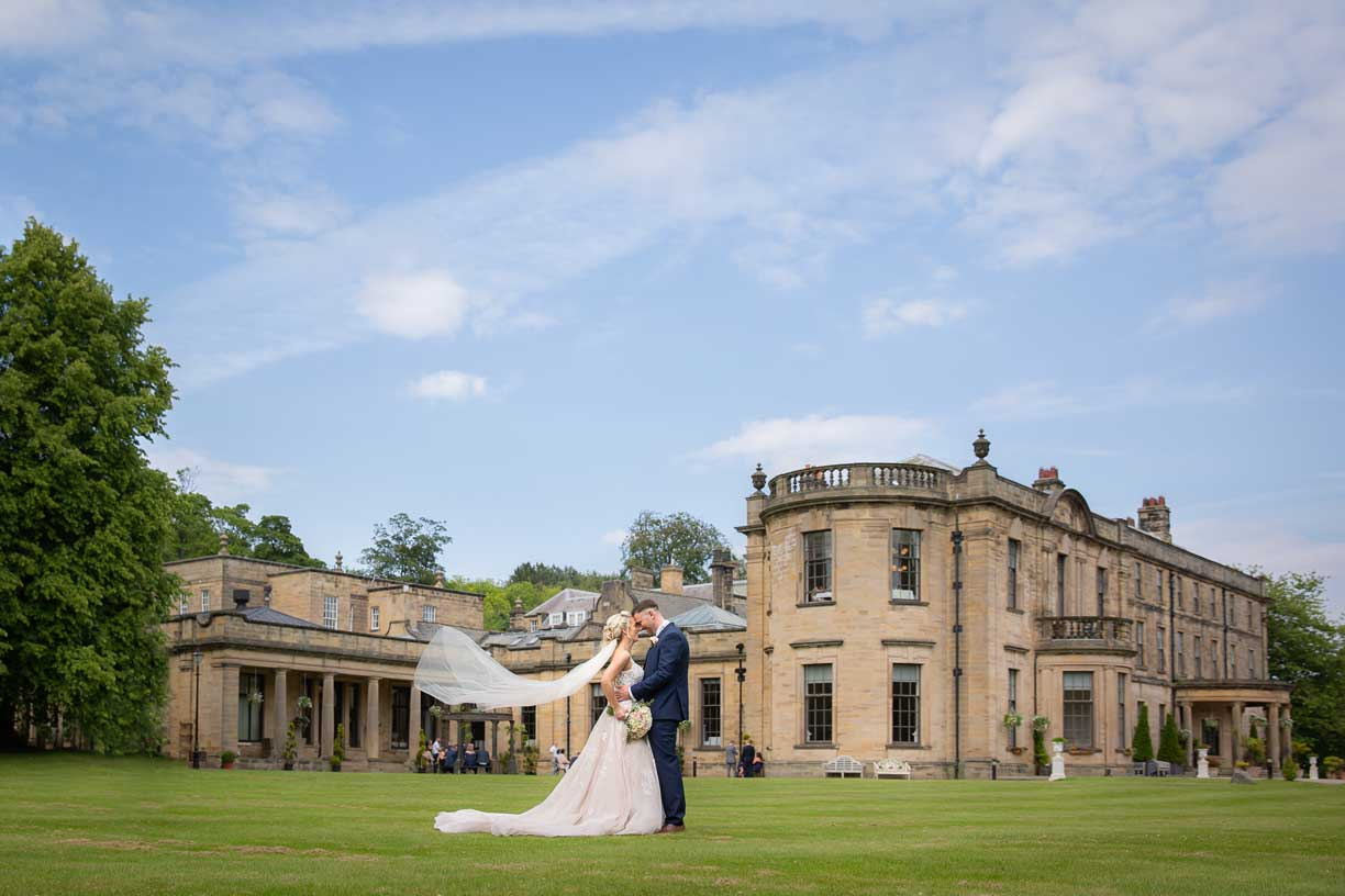 Beamish Hall Wedding Photographers (7)