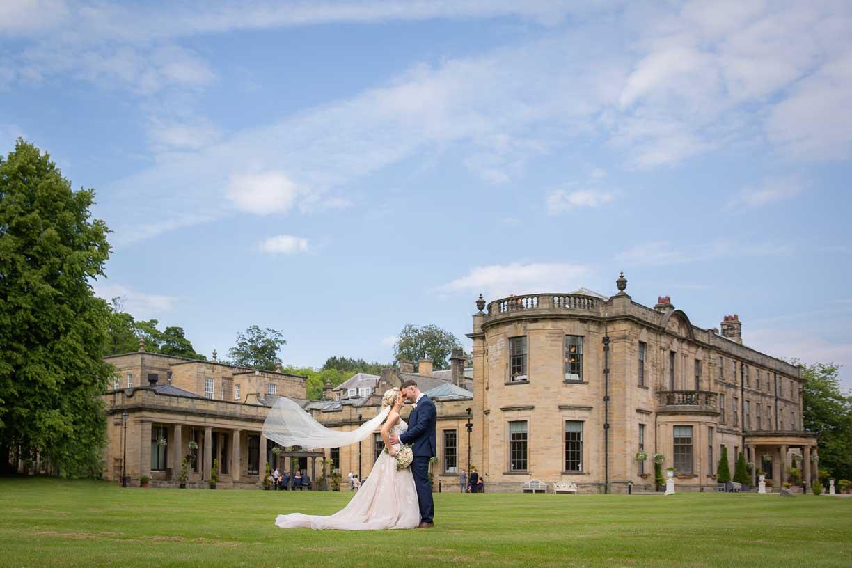 Beamish Hall Wedding Photographers (7)