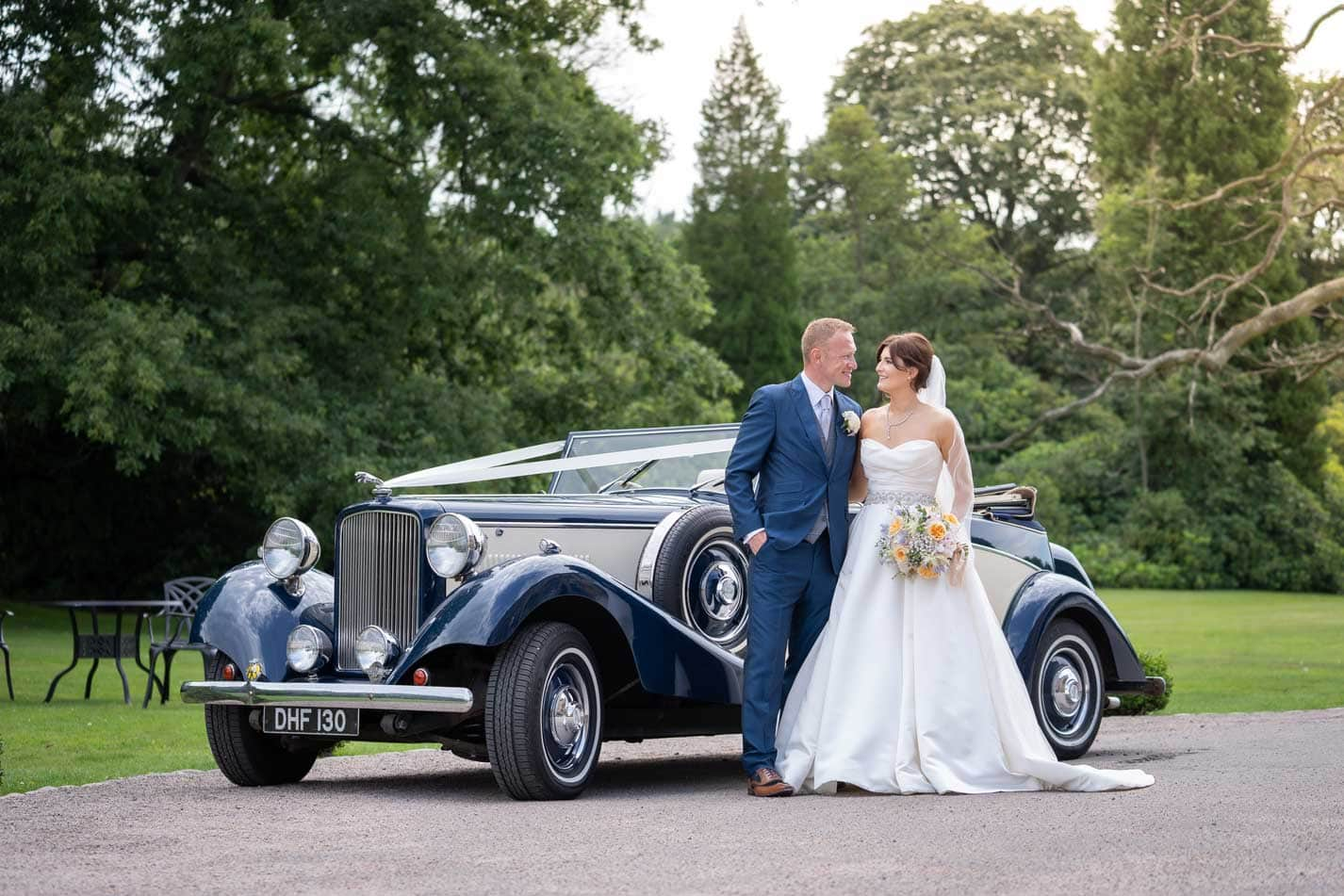 Beamish Hall Wedding photographers (15)