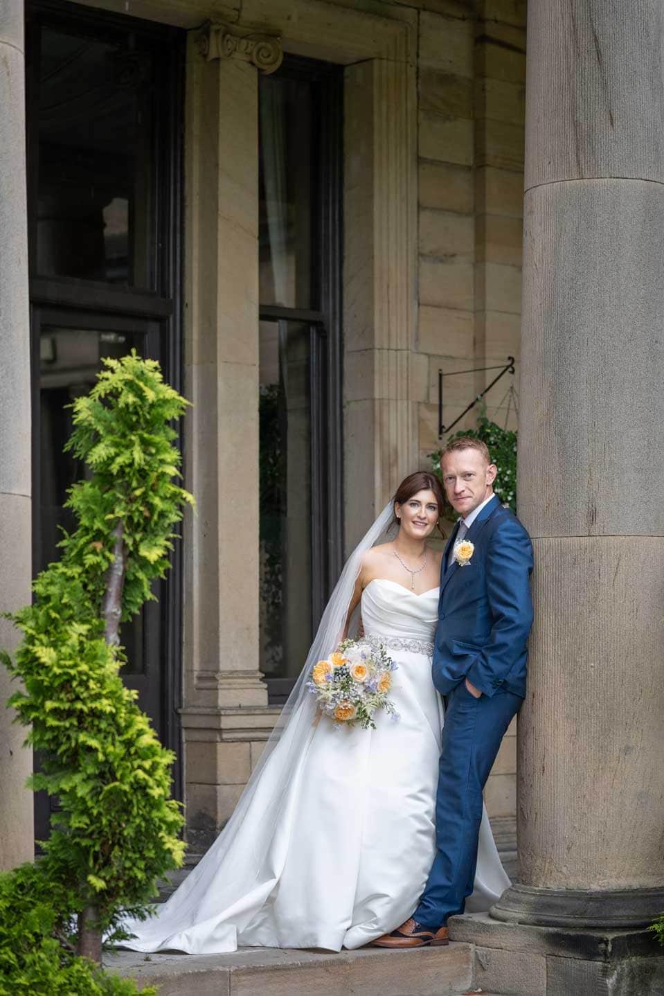 Beamish Hall Wedding photographers (17)
