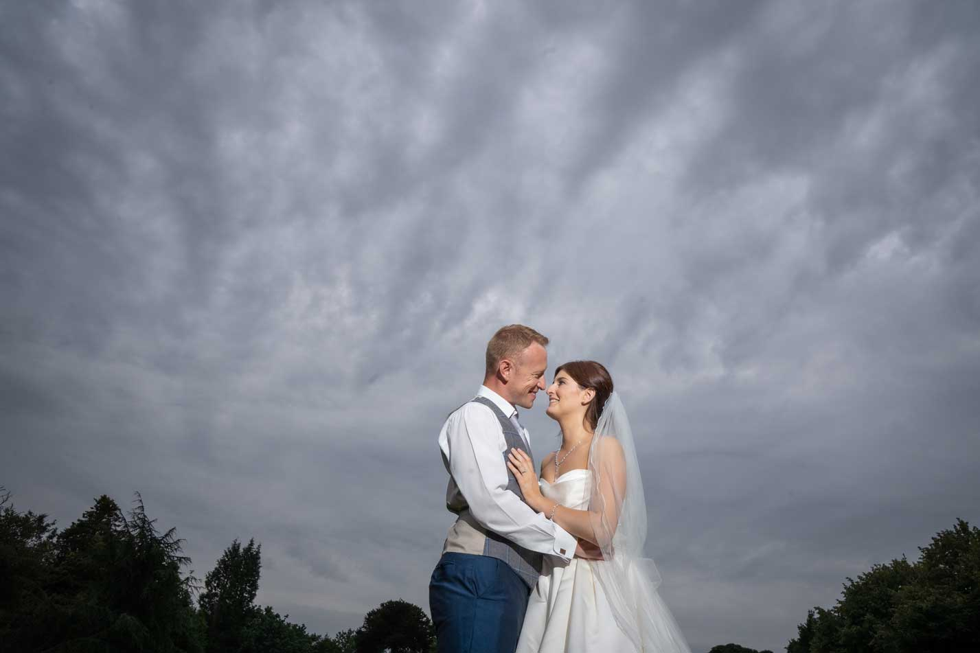 Beamish Hall Wedding photographers (19)