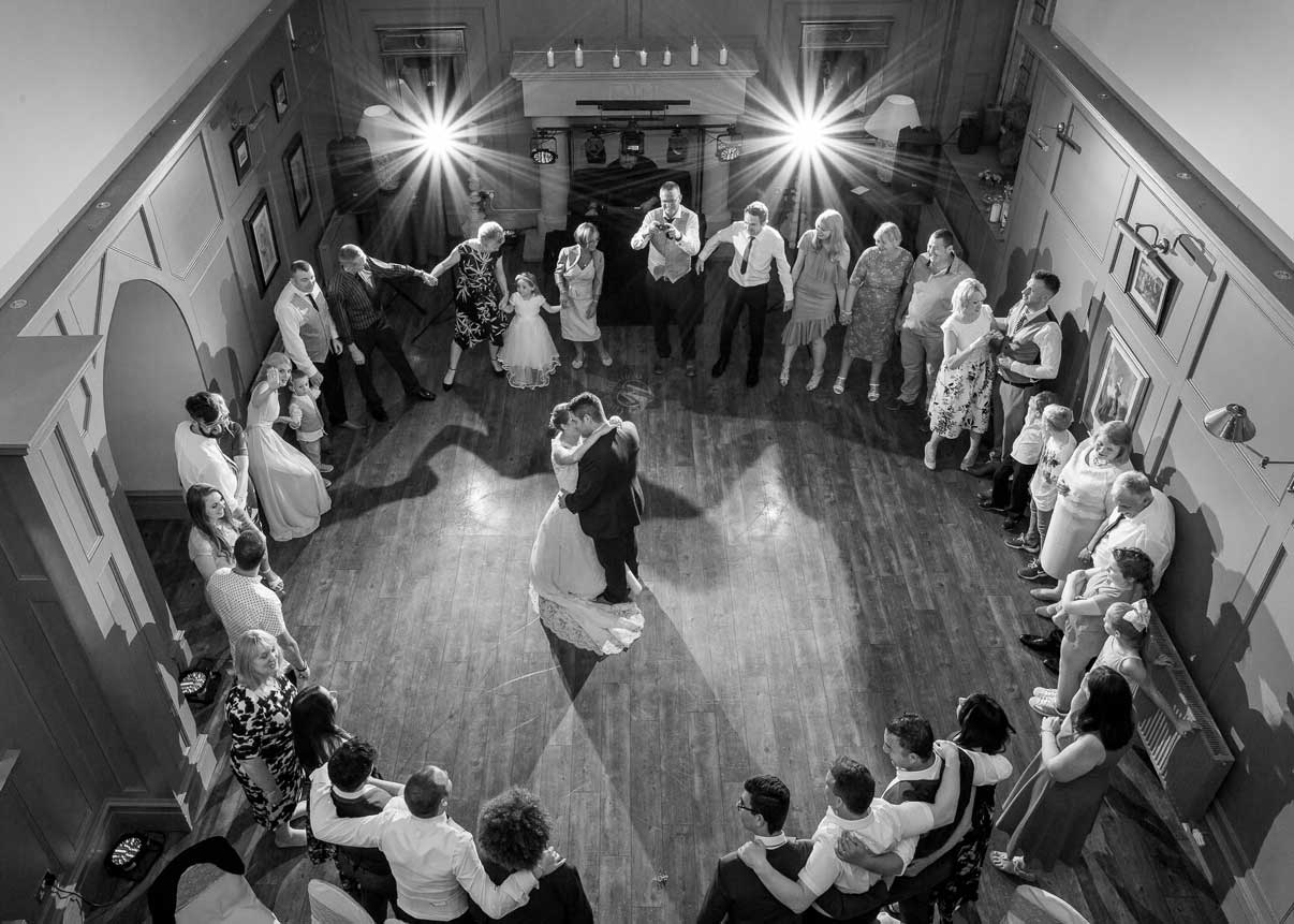Ellingham Hall Wedding Photographer (9)
