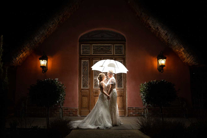 Northumberland wedding photos