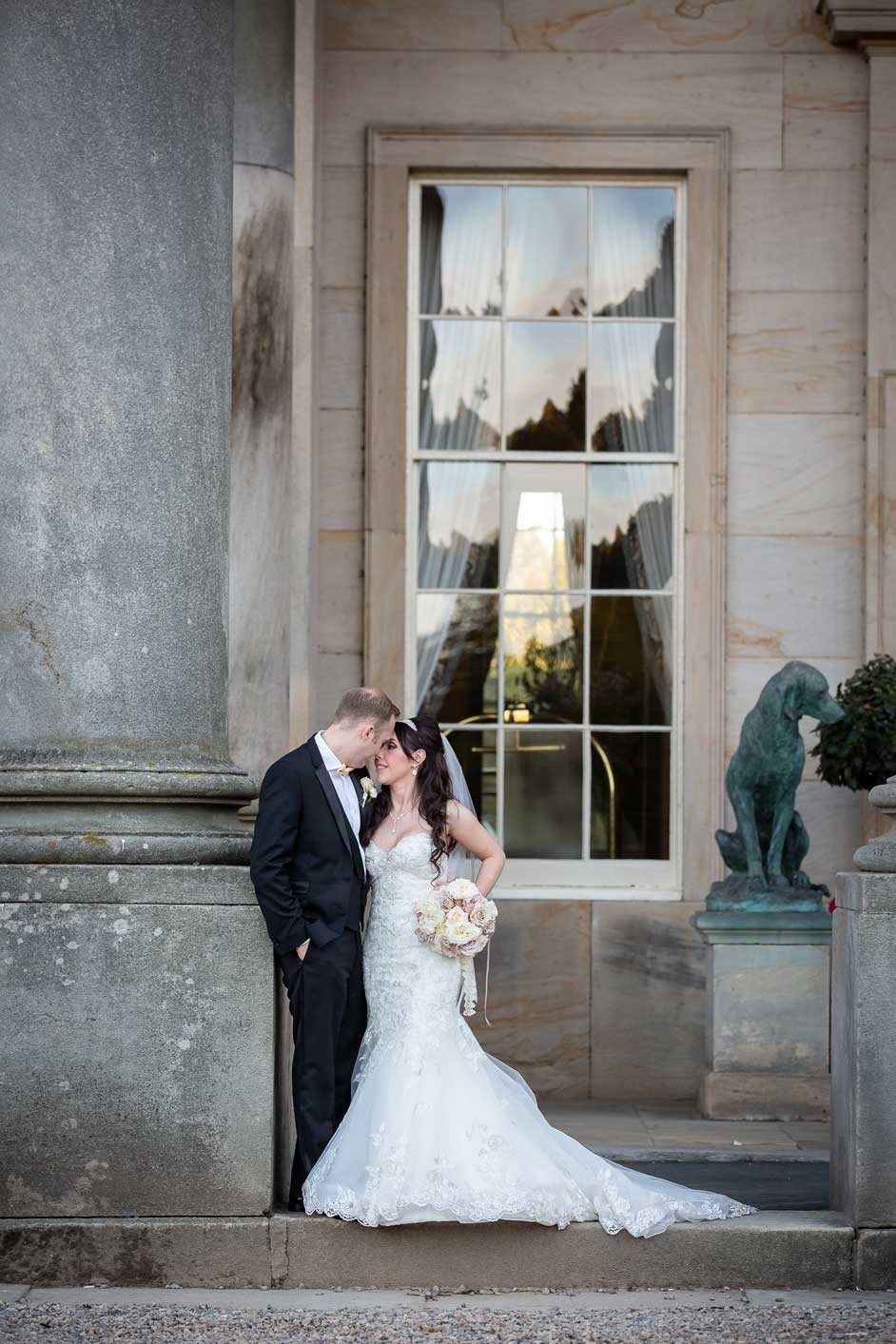 Wynyard Hall wedding photos (5)