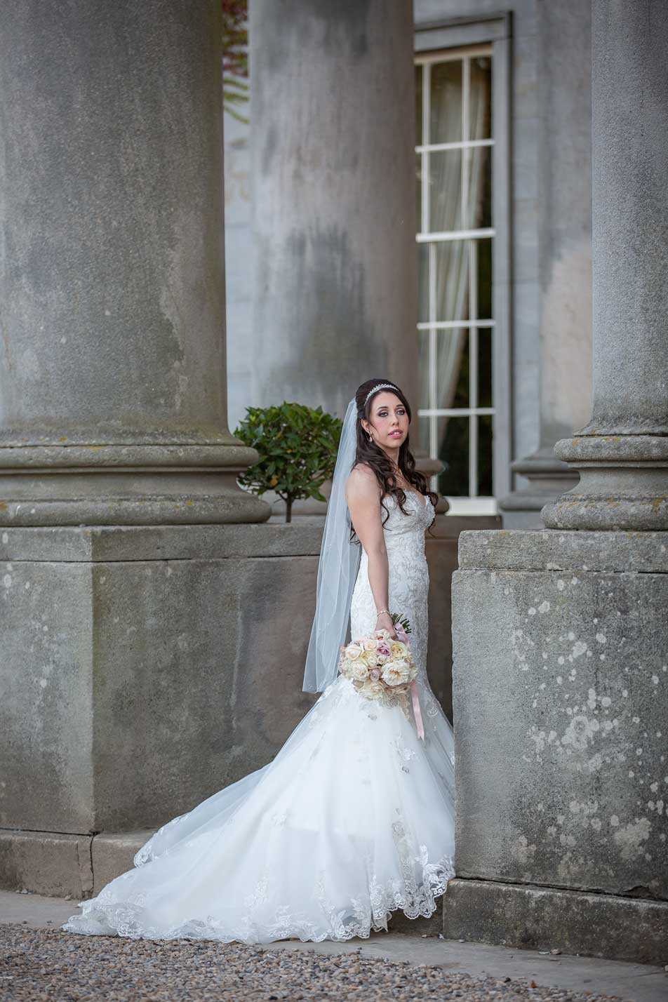 Wynyard Hall wedding photos (7)