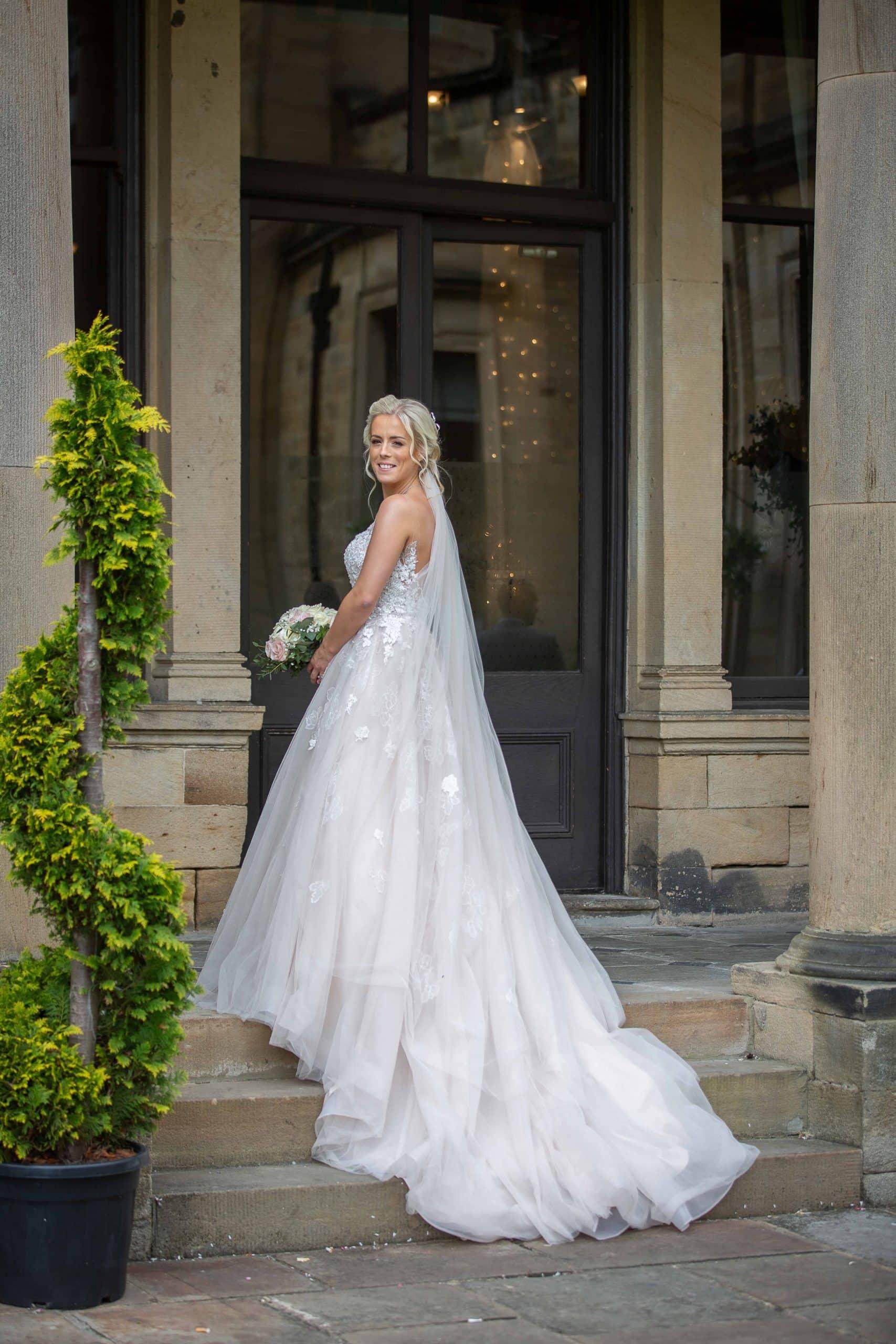 Beamish Hall Weedding