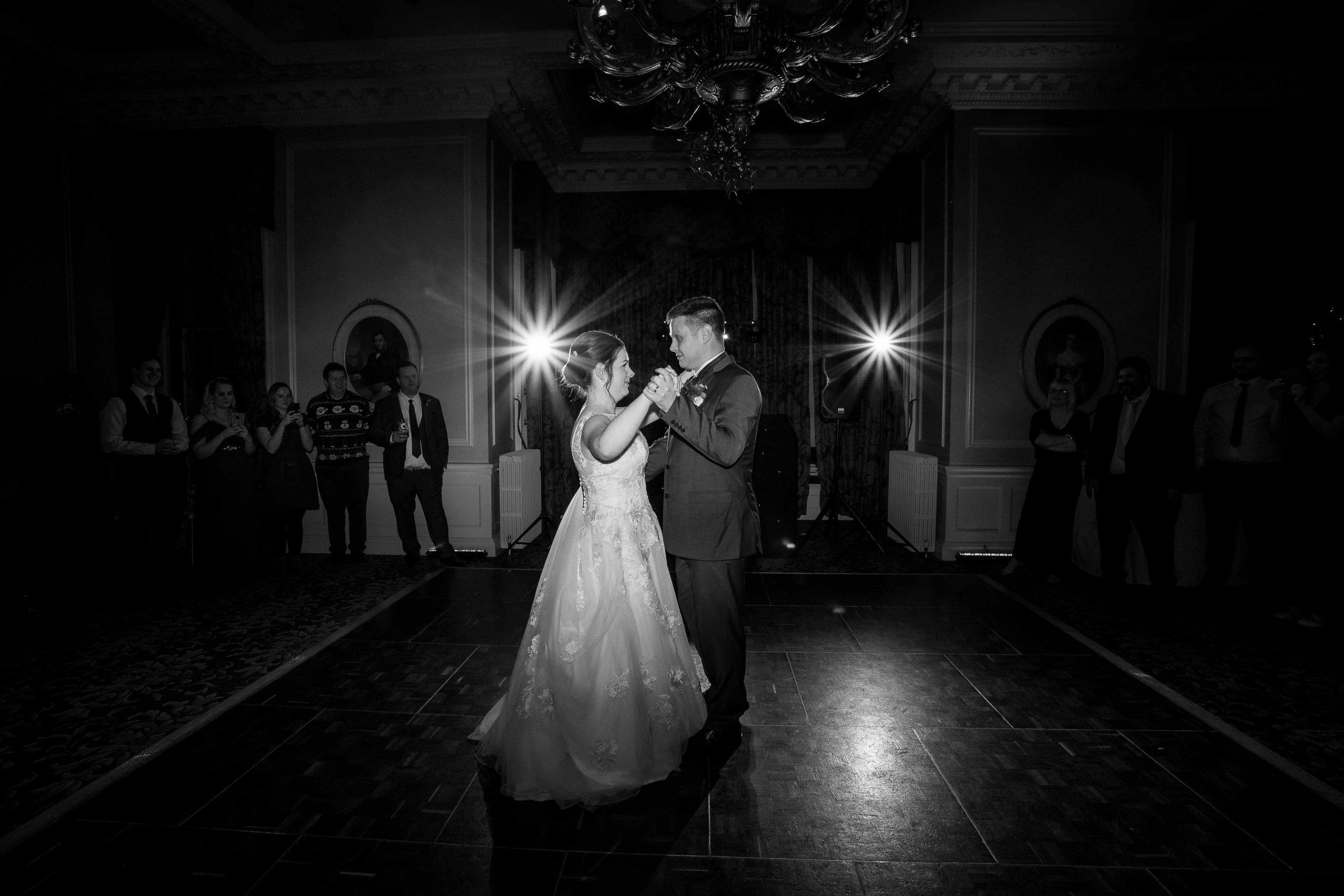 First Dance at Crathorne Hall