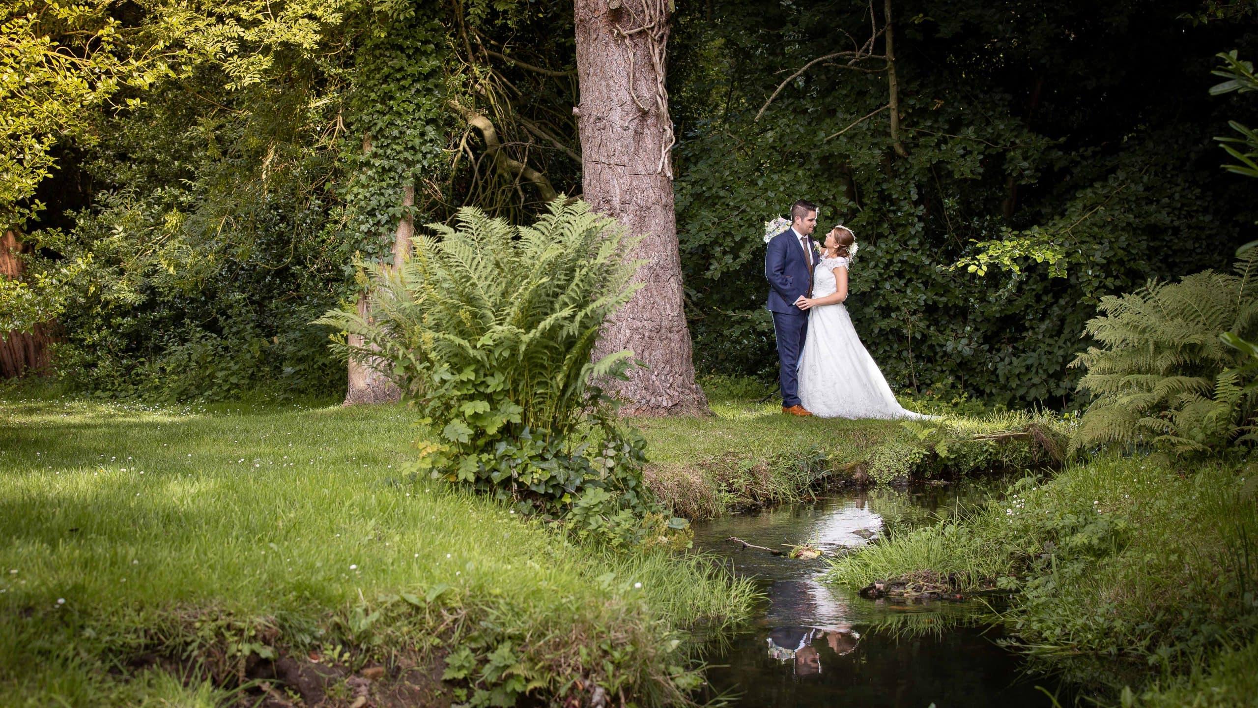 Ellingham Hall Wedding Photography (11)