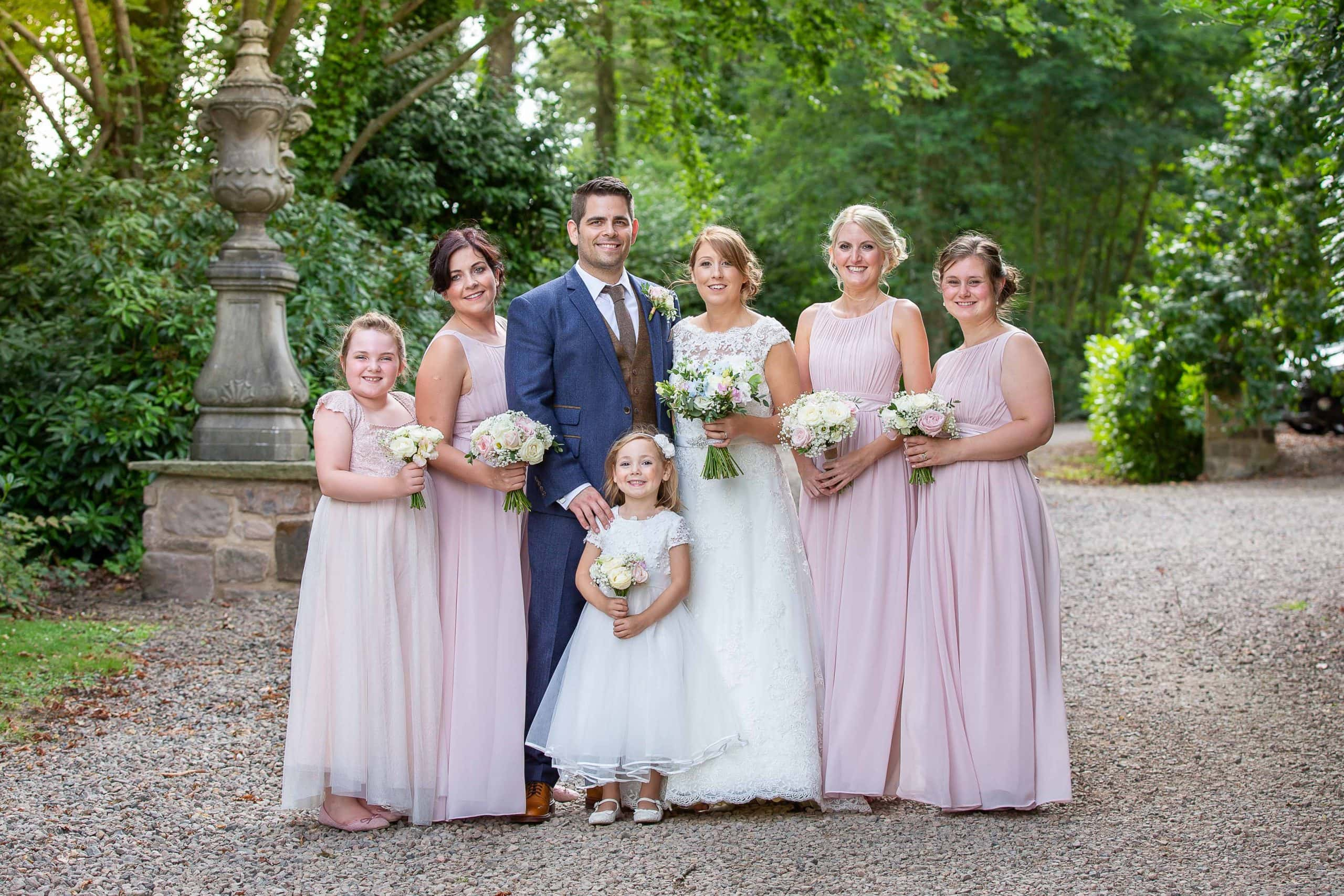 Ellingham Hall Wedding Photography (7)