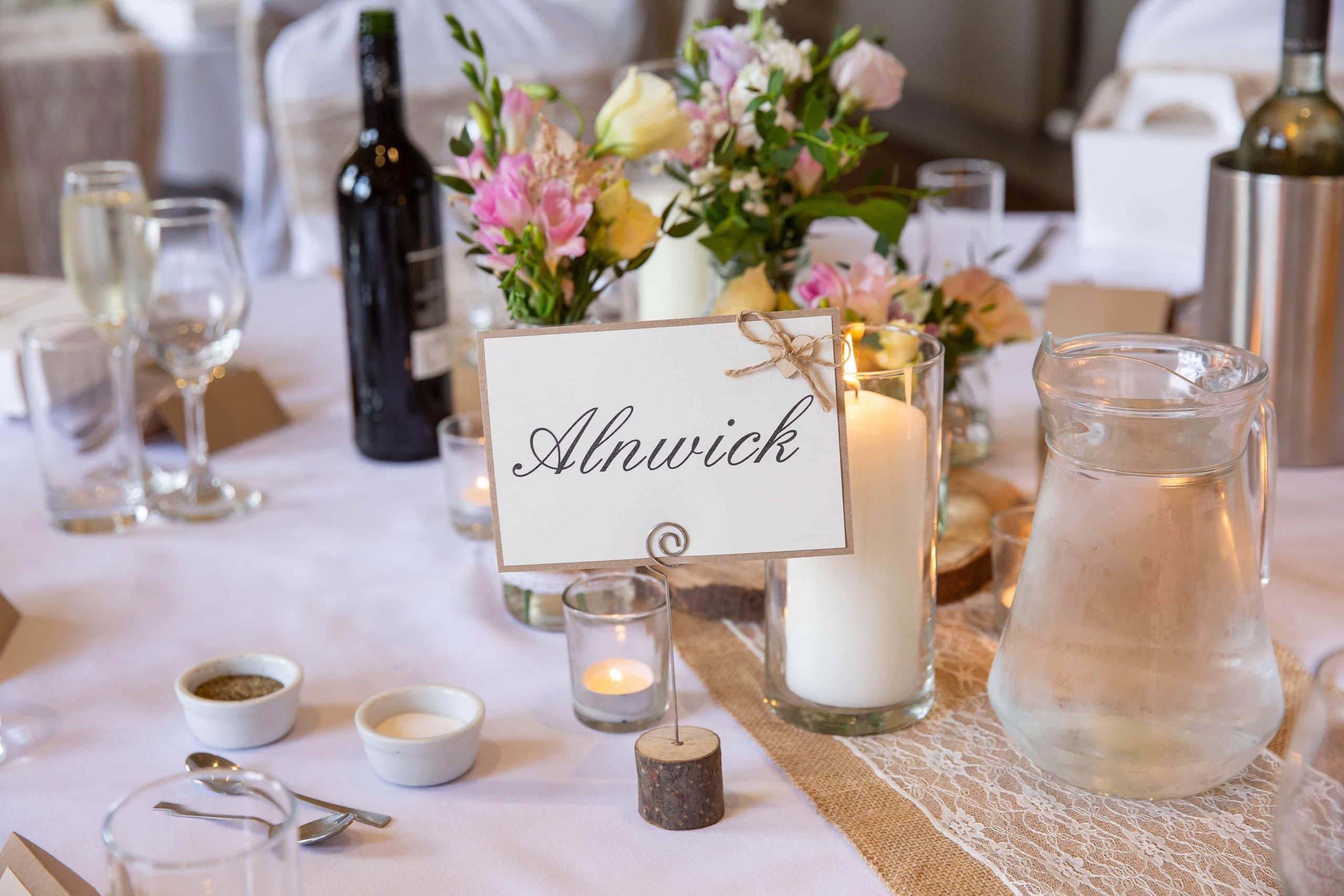 Ellingham Hall Wedding Photography (9)