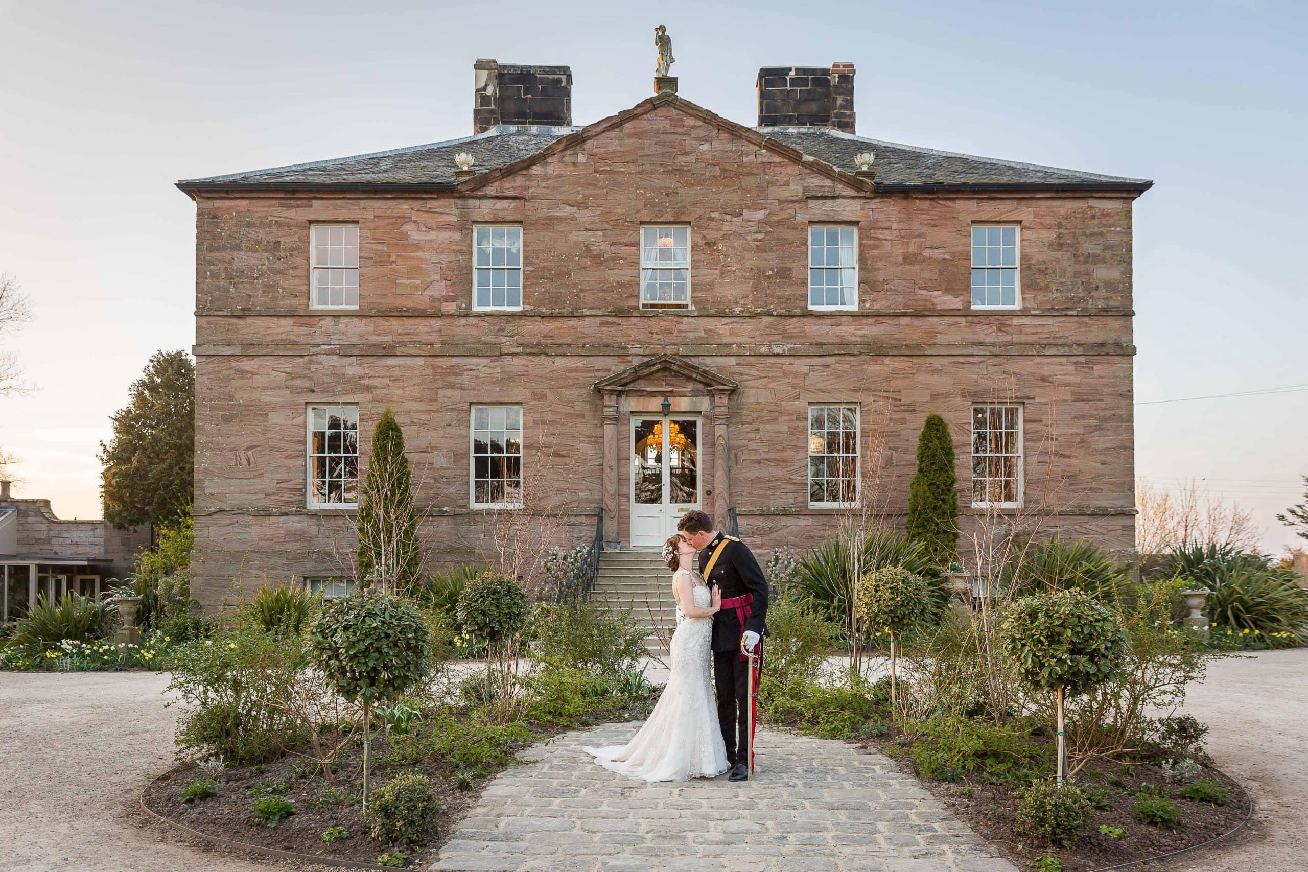 Newton Hall Wedding Photography (8)