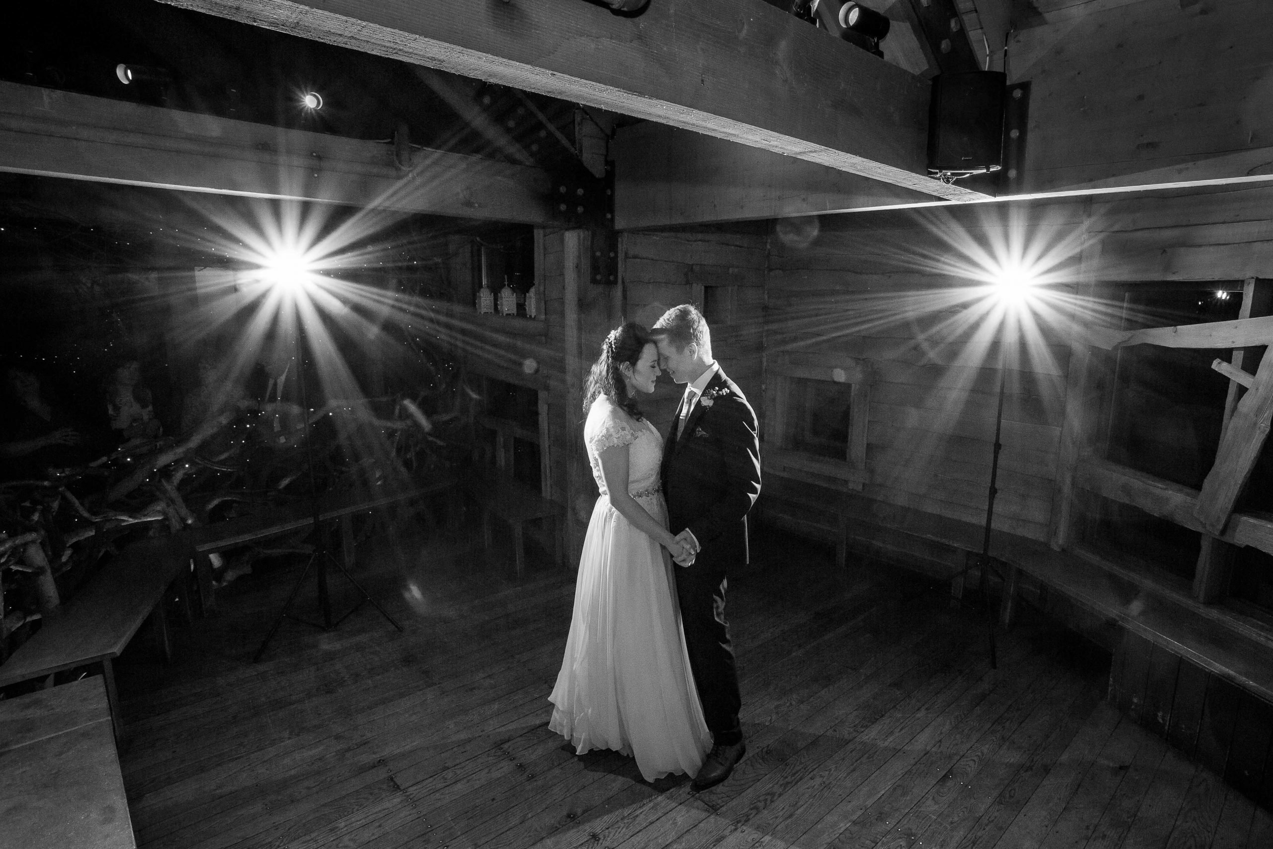 First Dance at the Tree House, Alnwick