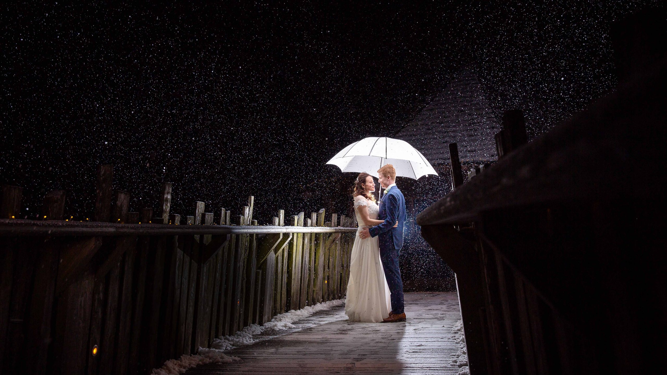 Wedding Photography at the Tree House, Alnwick