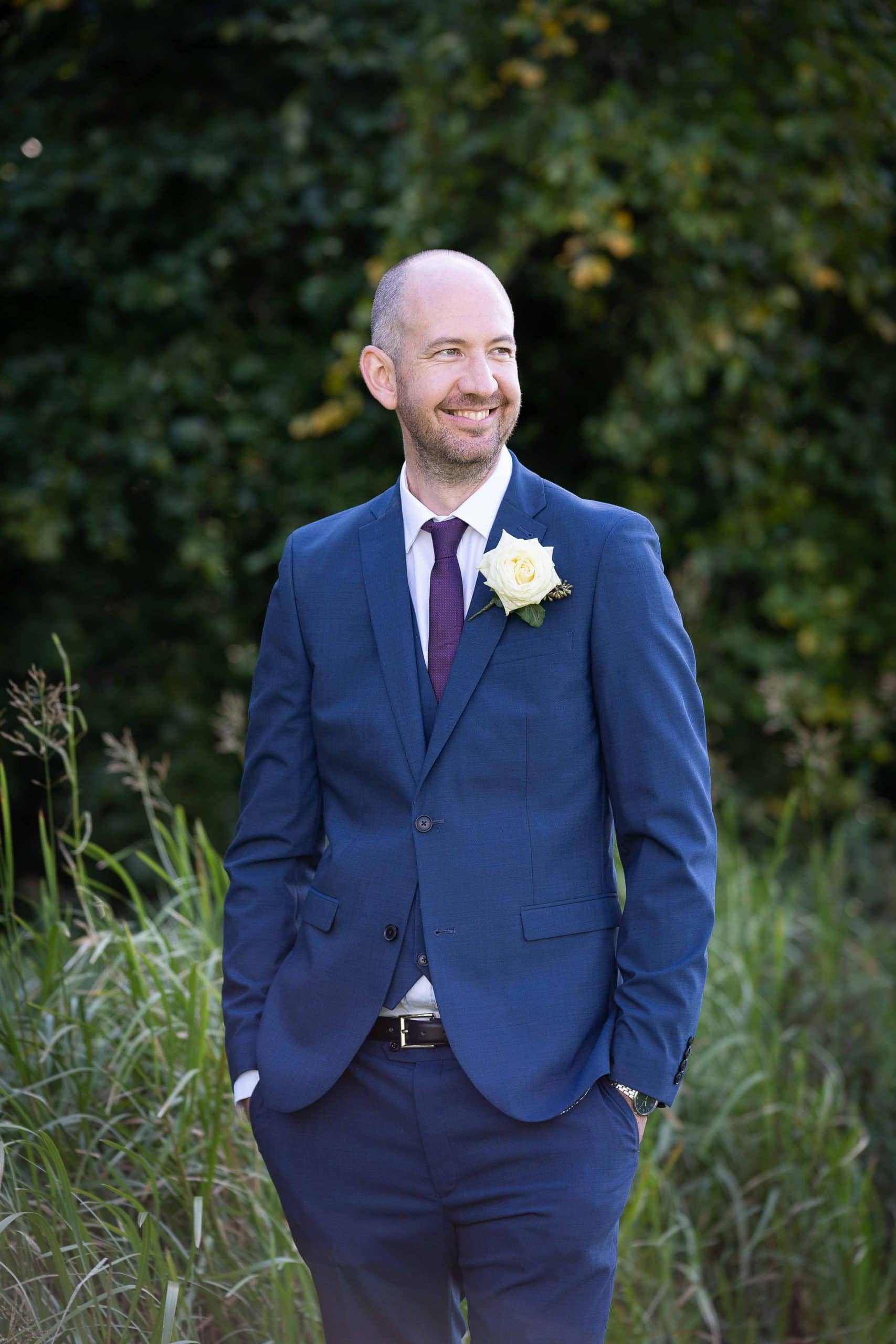 The groom at Walworth Castle