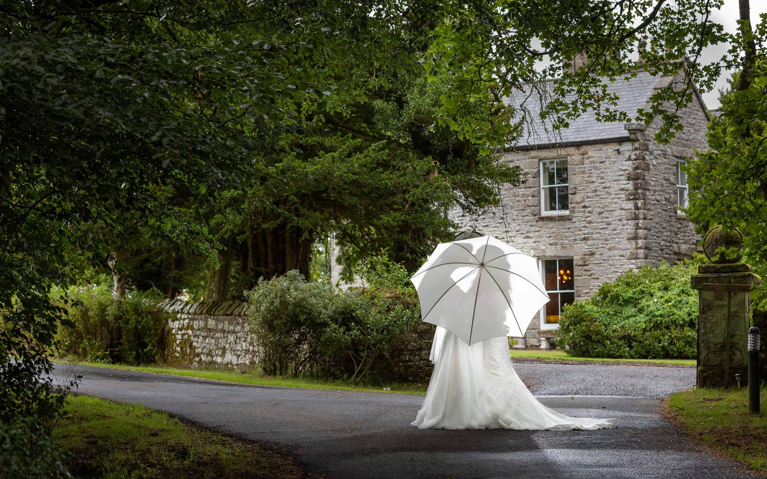 Creative wedding photography at Woodhill Hall