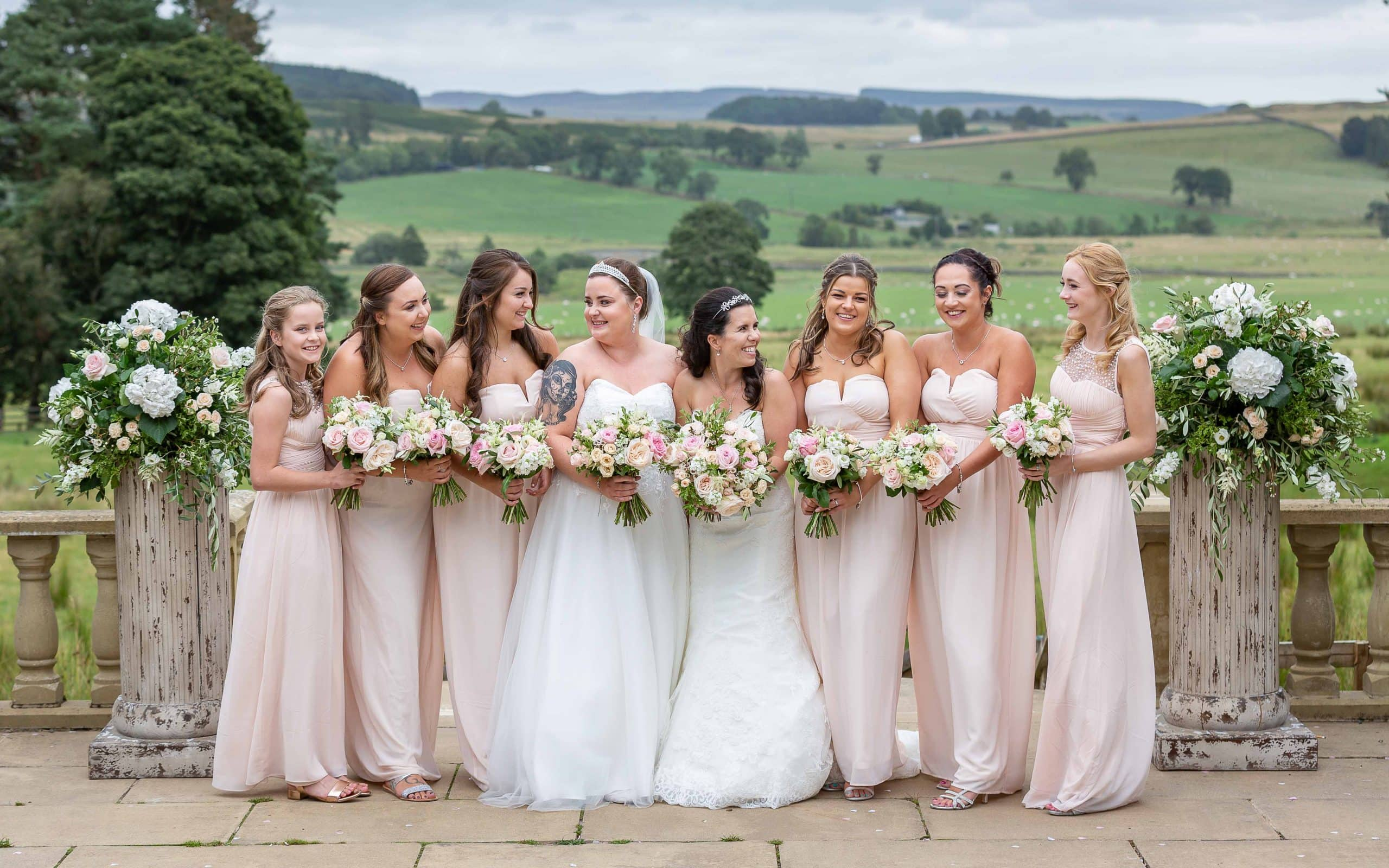 Weddings at Woodhill Hall