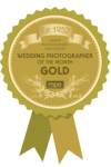 Award winning Newcastle wedding photographer